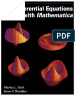 Differential Equations With Mathematica (Abell_ Braselton)1993
