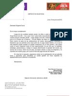 Carta Invitacion JAL96