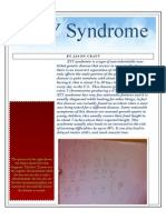 XYY Syndrome Craft