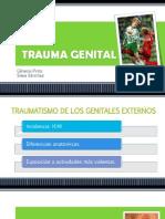 Trauma Genital