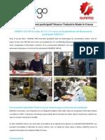 Quand le financement participatif finance l'industrie Made In France