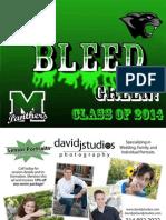 Class of 2014 Calendar_third MHS high school