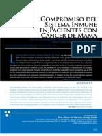 Cancer de mama. Inmunología