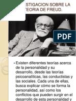 La Teoria de Freud