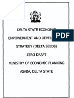 Delta State Economic Empowerment and Development Strategy