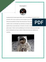 Fases de Apolo 11