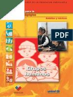Cuadernillos Para La Reflexion Pedagogica Grupos Humanos (Mineduc)