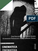 Elsaesser, Thomas - Cine Fantaěstico y de Terror Alemaěn