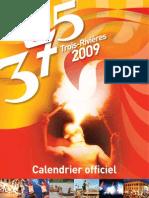 Programmation estivale du 375e de Trois-Rivières
