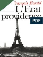 Ewald, François - L'état providence