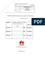 12 GSM BSS Network KPI (TCH Assignment Success Rate) Optimization Manual