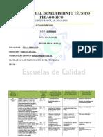 INFORME ANUAL DE SEGUIMIENTO TÉCNICO PEDAGÓGICO ALVARO OBREGON PS