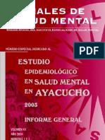 Salud Mental Ayacucho
