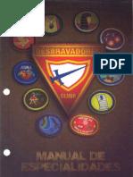 Novo Manual de Especialidades Completo 2012