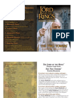 LotR TCG - 4- Two Towers Rulebook