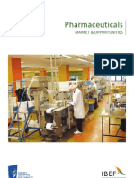Indian Pharma Industry Report 210708