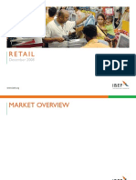 Indian Retail Industry Presentation 060109