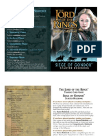 LotR TCG - 8 - Siege of Gondor Rulebook