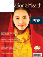 BODHI MEDITATION ENGLISH MAGAZINE_2012_VOL2_NO.2