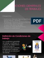 Condiciones Generales de Trabajo (2)