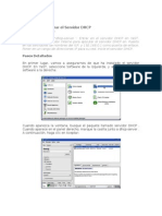 Open Suse DHCP