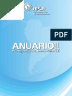 APLA Anuario Petroquimico Latinoamericano 2011-2012