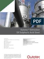 Ote Outotec Edmeston Sx Sulphuric Acid Steel Eng w