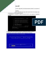 Instalar WindowsXP