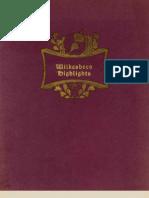 1939 Wilkesboro High School Yearbook