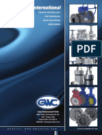 GWC Valve International Brochure