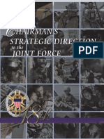 Chairman's Strategic Direction to the Joint Force (2012) uploaded by Richard J. Campbell