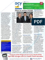 Pharmacy Daily for Mon 24 Jun 2013 - Coalition backs Guild, GMiA, MA transparency, NSW National Convention and much more