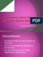 Fisiopatologia Del Sistema Endocrino