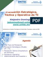 Planeacion Estrategica Tactica y Operativa