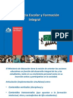 Capacitacion CHPE Convivencia Escolar.ppt CSS 2013