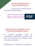 Portafolio Internacional
