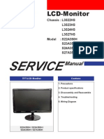 S24A350H Service Manual Samsung