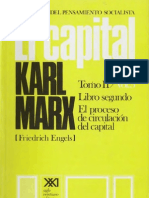 Karl Marx - El Capital Libro II Volumen v (Siglo XXI)