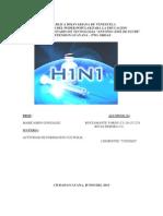 Informe de h1n1 Para El Lunes