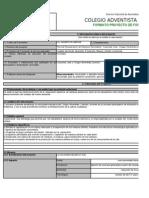 Formato Proyectos de formación sept - 10