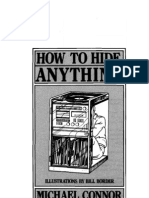 Paladin Press - How to Hide Anything