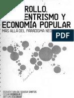 Lipietz, Alain (2002) - La economía social y solidaria