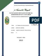Tema 2 Derecho Laboral