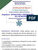 UNEXPO 091[1] Cristalografia I
