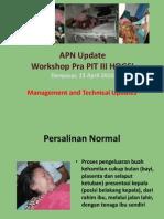 APN Update WS Pra PIT III Hogsi.ppt