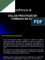 CAP X Ciclos Prácticos en T.G.