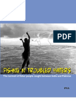 Fishing in Troubled Waters - The Turmoil of Fisher People Caught Between India and Pakistan - June 2013