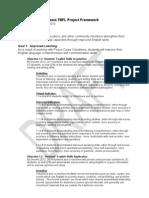Peace Corps Indonesia TELF Framework