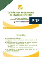 Evaluacion en Adultos - Chile - Articulo