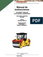 Manual Funcionamiento Mantenimiento Rodillo Compactador